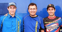 sherco cabestany ferrer re-sign 2012