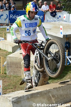 Kyle Middleton - Australia At 2013 FIM Mens Trial des Nations