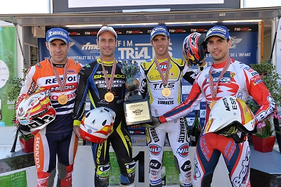 spain 2015 tdn trial des nations