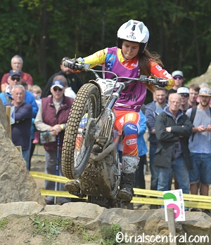 berta abellan uk world trial