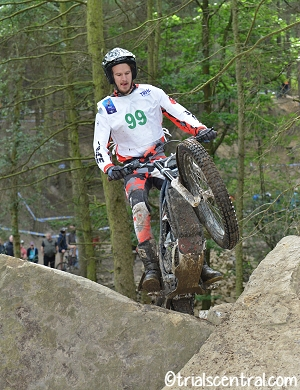 chris pearson electric motion uk world trial