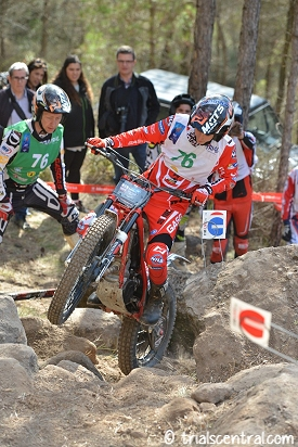 jack peace gas gas world trial spain 2016