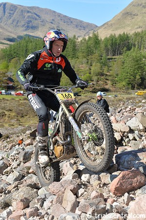 dougie lampkin ssdt day three