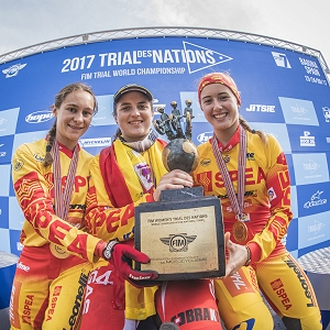 spain girls trial des nations