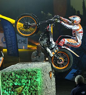 toni bou indoor new promoter