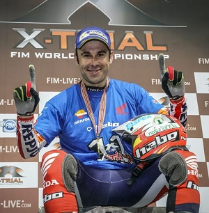 toni bou repsol x trial honda interview