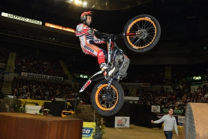 toni bou sheffield indoor story