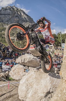 toni bou trialgp italy qualifying