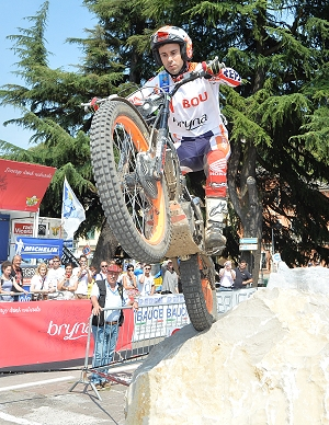 toni bou world trial championship round 1 preview