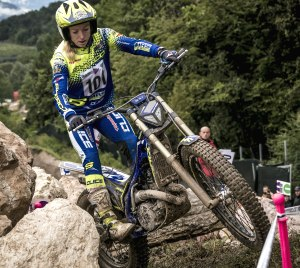 emma bristow trialgp uk story