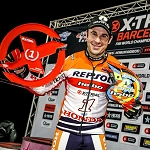 toni bou 12 times indoor trial