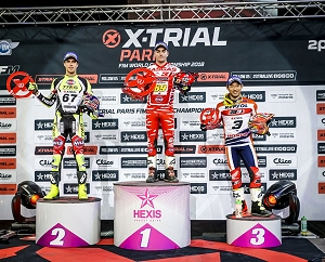 x trial paris podium